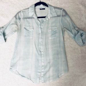 Urban Outfitters tissue-soft button down